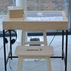 ISWY table set-up 2 (C) Callum Graham